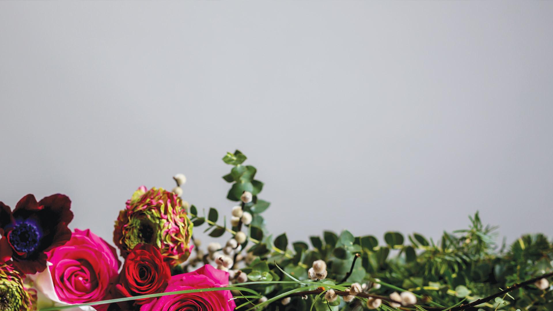 bouquet personnalisé en ligne, personnalisation de bouquet en ligne