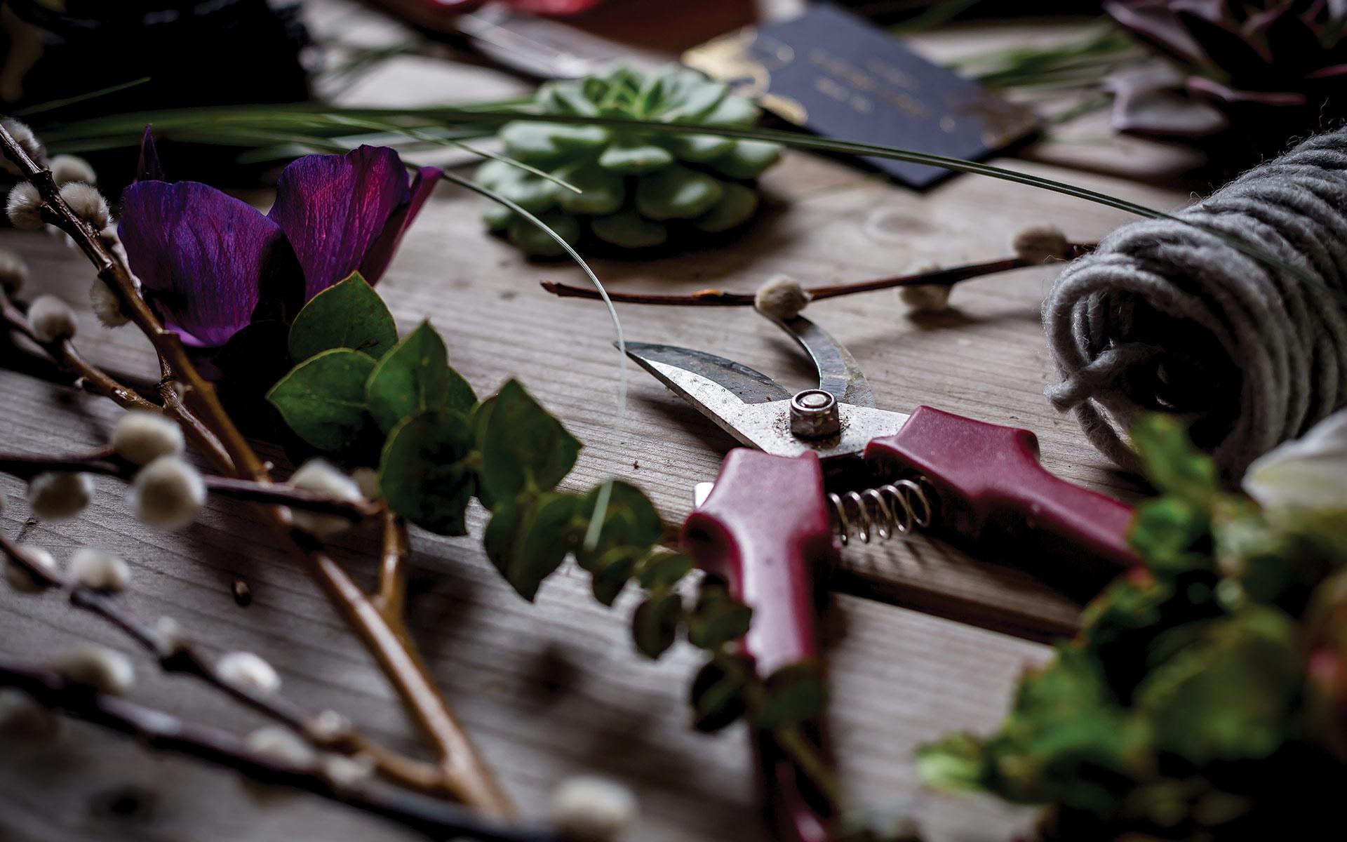 boutique fleur décoration nevers